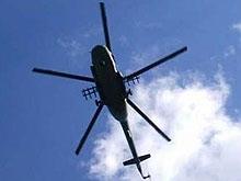 Военный вертолет жестко приземлился и опрокинулся по дороге в Саратов