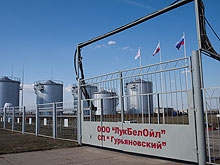 Доступ к месторождению нефти перекрыт по приказу высшего военного руководства