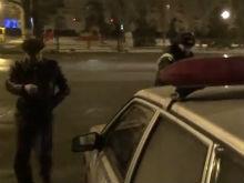 """Сломавшийся автомобиль ДПС """"починился"""" при появлении общественника"""