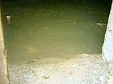 В подвале дома кормящей матери снова стоит вода