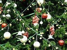 Завтра Дед Мороз и Снегурочка поздравят саратовцев с Новым годом