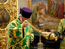 В новогоднюю ночь в саратовских храмах пройдут службы