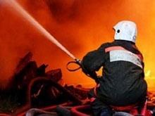 В Саратовской области сложилась тревожная пожарная обстановка