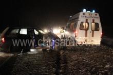 Девять человек пострадали в автокатастрофе под Саратовом