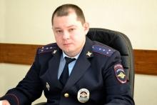 Представлен новый руководитель полиции Волжского района