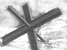 На полях вокруг Гурьяновского месторождения появились противотанковые ежи