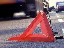 На центральной улице Саратова образовалась пробка из-за аварии