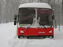 В Саратове пассажирка выпала из салона автобуса