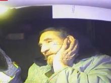 Нетрезвый водитель провез полицейского на капоте несколько метров
