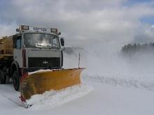 Энгельс очищают от снега более 60 машин