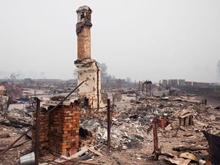 За минувшие выходные на пожарах погибли восемь человек