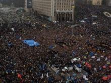 ВЦИОМ: Россияне считают Евромайдан акцией западных спецслужб