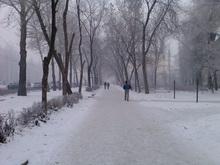 Советскую улицу очистят от снега