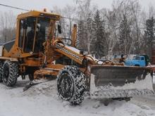 Советскую продолжат очищать от снега