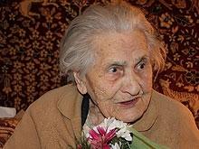 Президент поздравил жительницу Саратова со столетним юбилеем