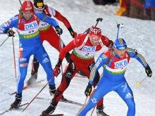 Саратовский биатлонист завоевал серебро на восьмом этапе Кубка мира