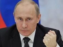 Аналитики: Рубль растет, пока речь Путина не перевели на языки