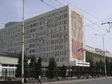 Министр Тепин поблагодарил Юрия Земского за работу