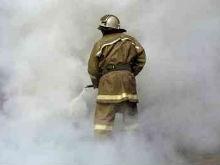 В Ершове мужчина погиб на пожаре в частном доме