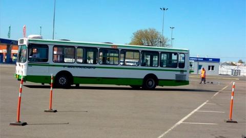 В Саратовской области выберут лучших водителей автобусов