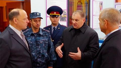 Белорусская делегация побывала в саратовских колониях