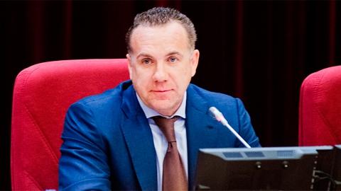 Саратовские депутаты вернулись с парламентских каникул. Фоторепортаж