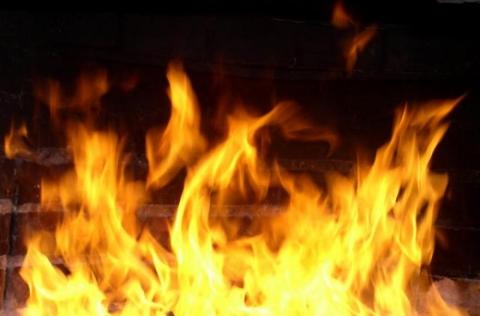 Пенсионерка умерла на пожаре под Перелюбом