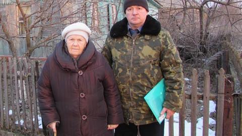 Балашовский инвалид Нина Дубова ищет защиты в прокуратуре