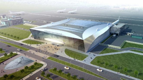 Саратов получит полмиллиарда рублей на строительство нового аэропорта