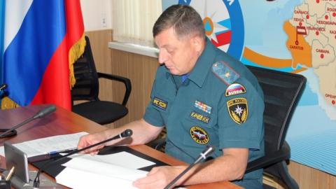 В Саратовской области введен особый противопожарный режим