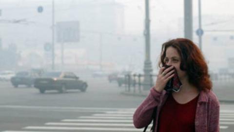 Экологи предупреждают о появлении вредных веществ в атмосфере