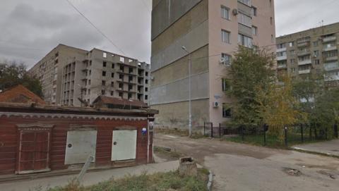 В Саратове выдано разрешение на достройку дома на Рамаева
