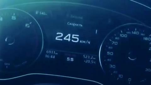 Известный саратовский спортсмен проехал по трассе со скоростью 247 км/ч. Видео