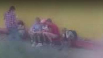 Энгельсские дети проводят досуг за вдыханием газа из баллончиков