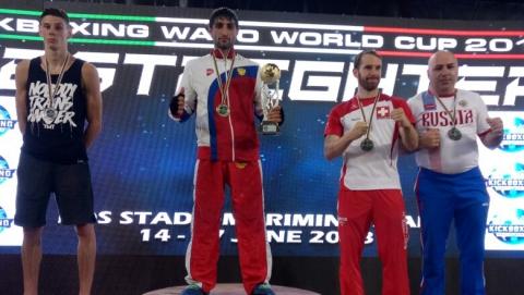 Кикбоксеры из Саратова завоевали три Кубка мира
