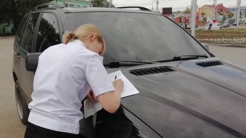 Приставы арестовали у кредитора автомобиль BMW