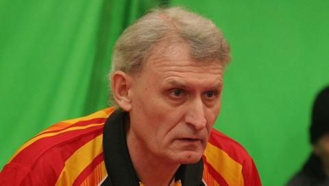 Ушел из жизни теннисист Владимир Барашкин