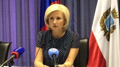 Ольга Баталина о пенсии депутата: «Не знаю ни в рублях, ни в копейках»