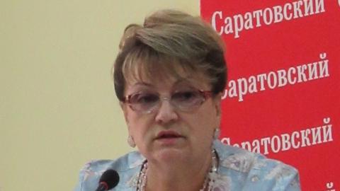 Ольга Алимова озвучила пенсию депутата Госдумы