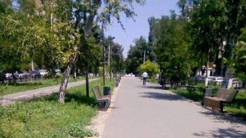 Благоустройство бульвара на Рахова завершат до 15 октября