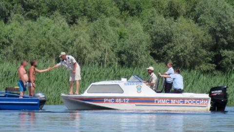 В Саратове задержаны три катера с пьяными водителями