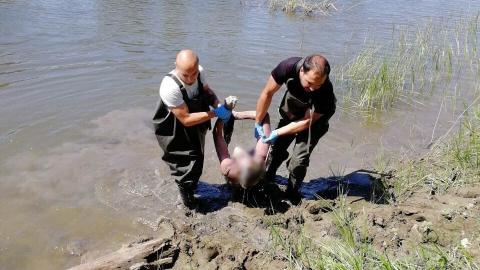 В Большом Иргизе утонул мужчина