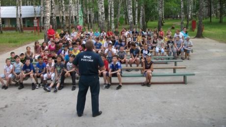 После избиения школьников в детских лагерях прошли тренинги по безопасности