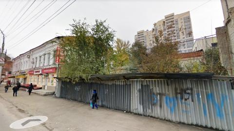 Саратовцы разрешили увеличить высоту здания напротив Крытого рынка