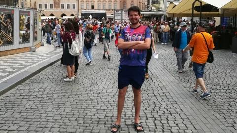 Саратовский теннисист получил звание на турнире памяти коллеги