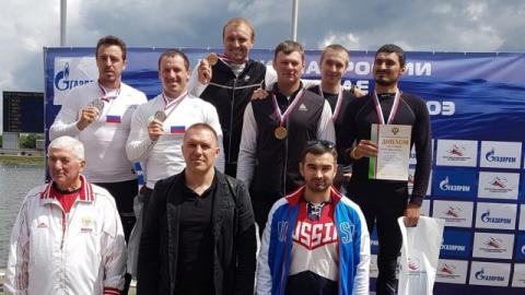 Гребец из Энгельса выиграл российское «золото»