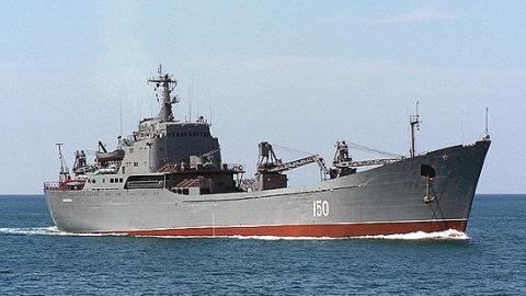 Саратовских моряков наградят в Севастополе за операцию в Сирии