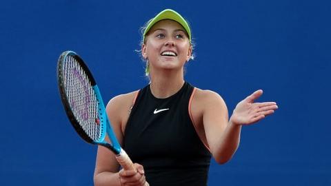 Саратовская теннисистка совершила рекордный подъем в мировом рейтинге