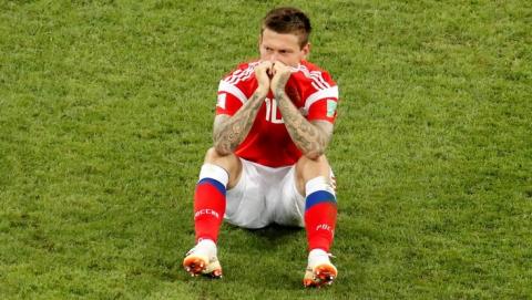 Саратовского футболиста хочет чемпион России
