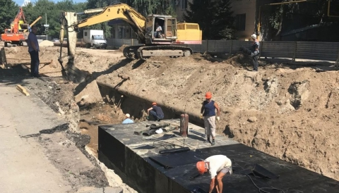 Энергетики и администрация Саратова проинспектировали подготовку тепловых сетей к отопсезону